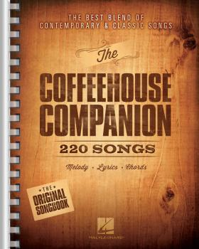 The Coffeehouse Companion: The Best Blend of Contemporary & Classic So (HL-00140895)