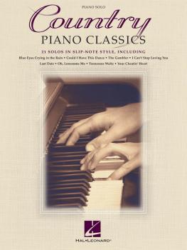 Country Piano Classics (HL-00141214)