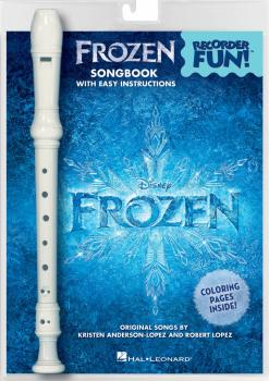 Frozen - Recorder Fun!: Pack with Songbook and Instrument (HL-00142758)