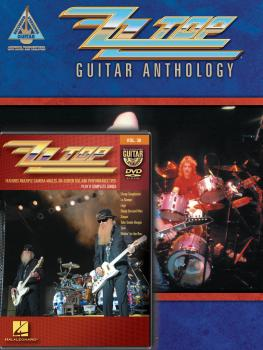 ZZ Top Guitar Pack: Includes ZZ Top Guitar Anthology Book and ZZ Top G (HL-00142921)
