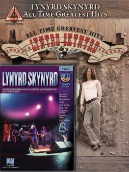 Lynyrd Skynyrd Guitar Pack: Includes Lynyrd Skynyrd Signature Licks Bo (HL-00142923)