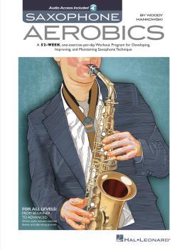 Saxophone Aerobics (HL-00143344)
