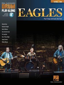 Eagles: Drum Play-Along Volume 38 (HL-00143920)