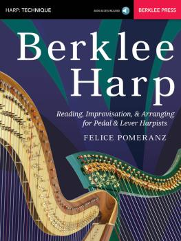 Berklee Harp: Reading, Improvisation, & Arranging for Pedal & Lever Ha (HL-00144263)