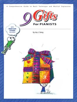 9 Gifts for Pianists: A Comprehensive Guide to Basic Technique and Mus (HL-00145986)