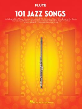 101 Jazz Songs for Flute (HL-00146363)