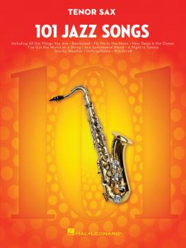 101 Jazz Songs for Tenor Sax (HL-00146367)