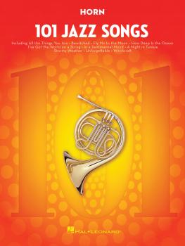 101 Jazz Songs for Horn (HL-00146369)