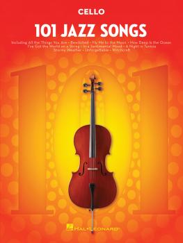 101 Jazz Songs for Cello (HL-00146373)