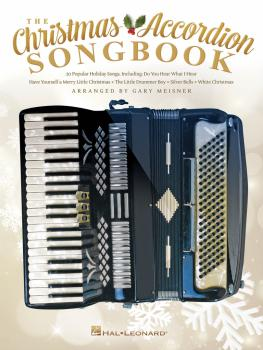 The Christmas Accordion Songbook (HL-00146980)