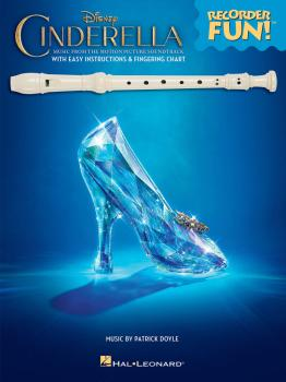 Cinderella - Recorder Fun!(TM): Music from the Disney Motion Picture S (HL-00147094)
