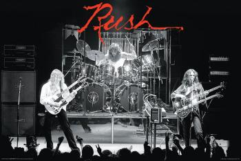 Rush - Hemispheres - Wall Poster: 24 inches x 36 inches (HL-00149832)