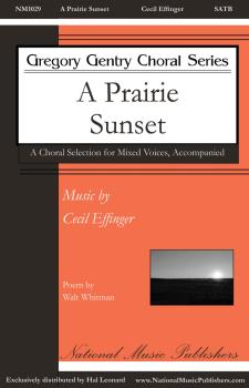 A Prairie Sunset (HL-00149967)