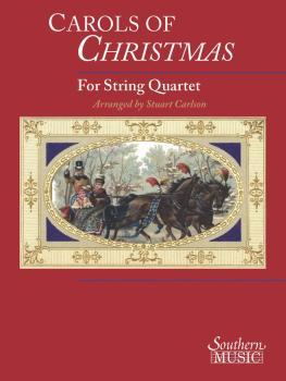 Carols of Christmas for String Quartet (HL-00153174)