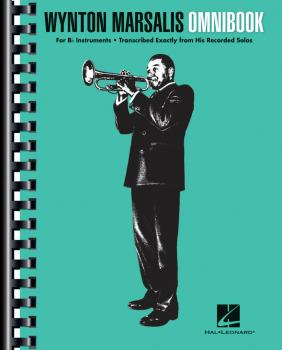 Wynton Marsalis - Omnibook (For B-flat Instruments) (HL-00154153)