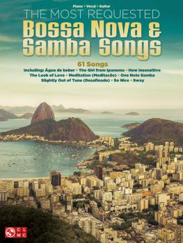 The Most Requested Bossa Nova & Samba Songs (HL-00154900)