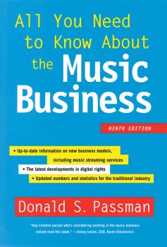 All You Need to Know About the Music Business - 9th Edition (HL-00156531)