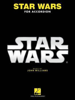 Star Wars for Accordion (HL-00157380)