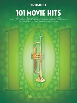 101 Movie Hits: 101 Movie Hits for Trumpet (HL-00158091)