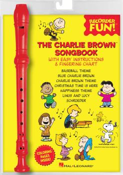 The Charlie Brown(TM) Songbook - Recorder Fun! (Book/Recorder Pack) (HL-00158666)