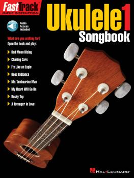 FastTrack Ukulele Songbook - Level 1 (HL-00158671)