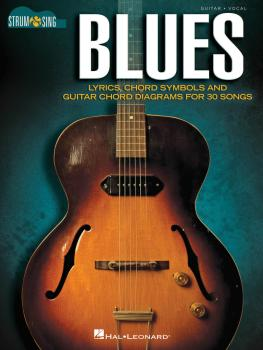 Blues - Strum & Sing Guitar (HL-00159335)