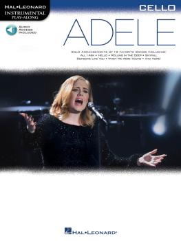 Adele (Cello) (HL-00159660)