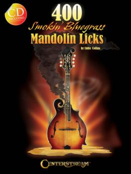 400 Smokin' Bluegrass Mandolin Licks (HL-00160407)