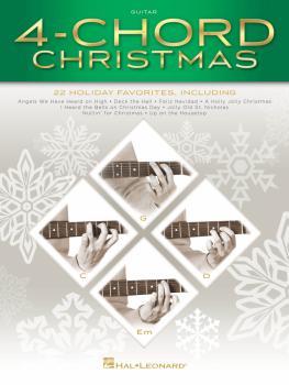 4-Chord Christmas (HL-00171622)