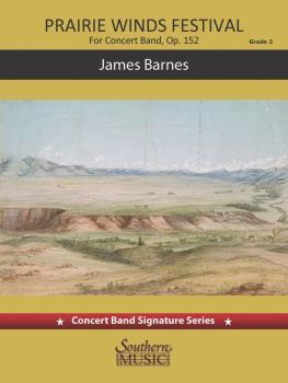 Prairie Winds Festival (for Concert Band) (HL-00172766)