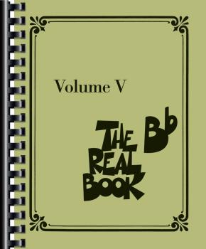 The Real Book - Volume V (B-flat Edition) (HL-00175278)