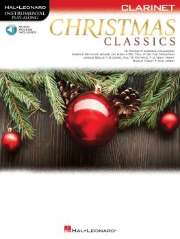 Christmas Classics (Clarinet) (HL-00182625)