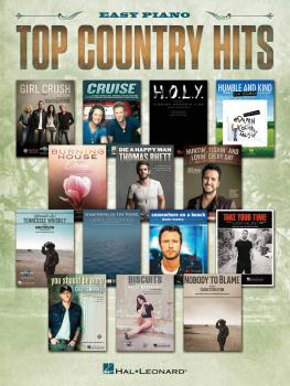 Top Country Hits (HL-00194524)