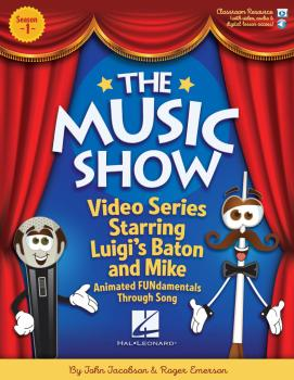 The Music Show: Video Series With Animated FUNdamentals Through Song (HL-00195499)