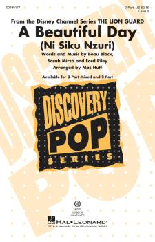 A Beautiful Day (Ni Siku Nzuri) (Discovery Level 2) (HL-00198177)
