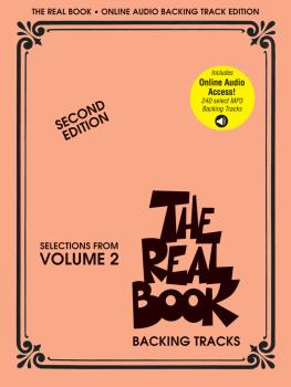 The Real Book - Volume 2: Second Edition: Online Play-Along Tracks (HL-00200985)