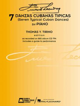 7 Danzas Cubanas Típicas: Seven Typical Cuban Dances (HL-00220024)