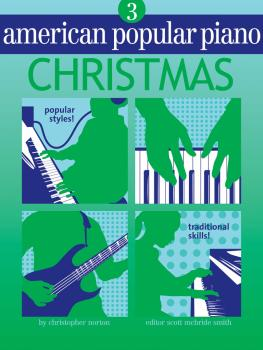 American Popular Piano - Christmas (Level 3) (HL-00220309)
