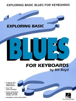Exploring Basic Blues for Keyboard (HL-00221029)
