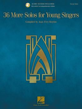 36 More Solos for Young Singers (HL-00230109)