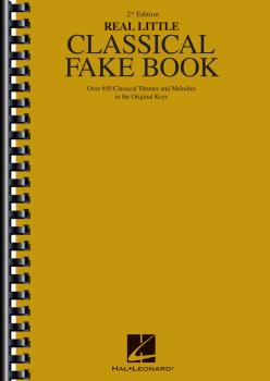 The Real Little Classical Fake Book - 2nd Edition (HL-00240021)