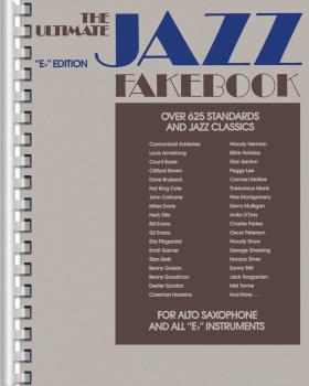 The Ultimate Jazz Fake Book (E-flat Edition) (HL-00240081)