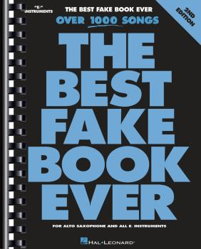 The Best Fake Book Ever - 2nd Edition (E-flat Edition) (HL-00240084)
