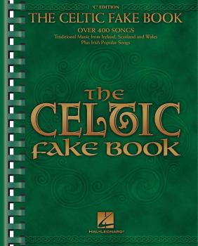 The Celtic Fake Book (C Edition) (HL-00240153)