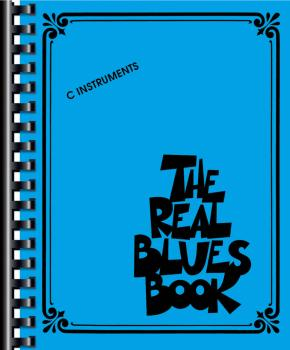 The Real Blues Book (C Instruments) (HL-00240264)