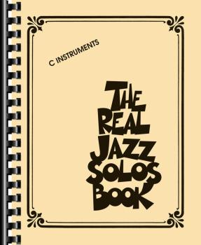 The Real Jazz Solos Book (C Instruments) (HL-00240268)
