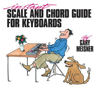 Instant Scale & Chord Guide for Keyboards (HL-00290166)