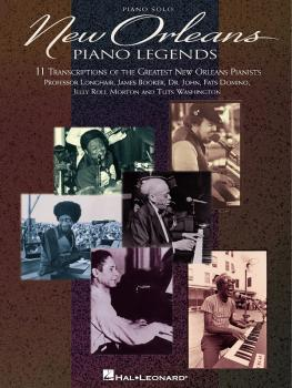 New Orleans Piano Legends (HL-00310092)