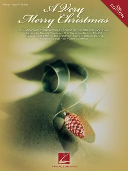 A Very Merry Christmas - 2nd Edition (HL-00310536)