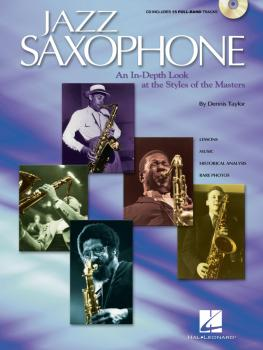 Jazz Saxophone: An In-Depth Look at the Styles of the Tenor Masters (HL-00310983)